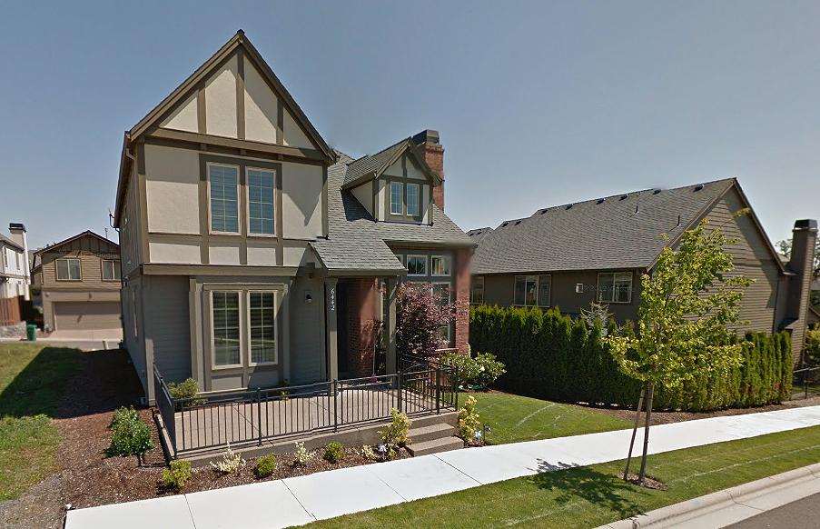 Arbor Oaks Custom Homes In Portland Oregon