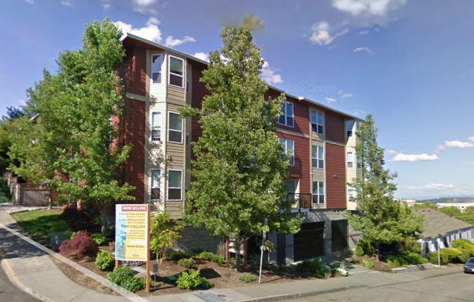Homestead neighborhood in Portland Oregon