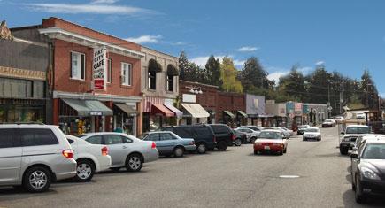 Multnomah Neighborhood Oregon