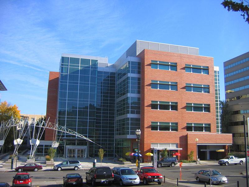 Portland State University Business Building