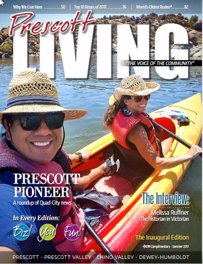 Prescott Living Magazine
