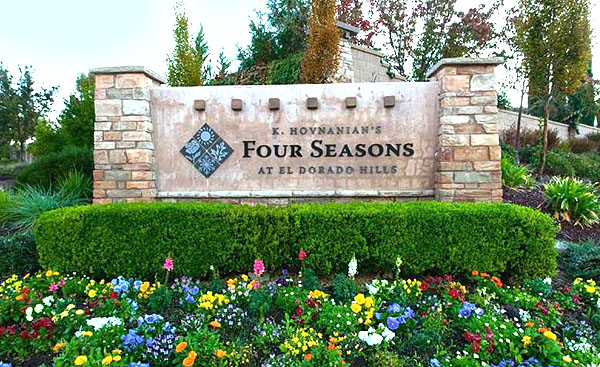 55 Plus Homes at Four Seasons El Dorado