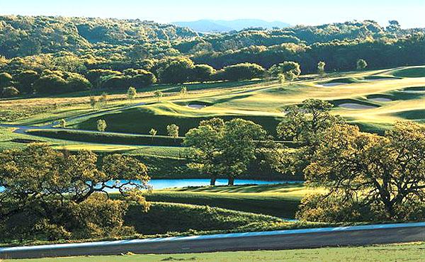 Serrano Golf Course Homes in El Dorado Hills