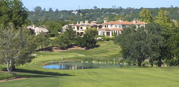 Serrano Country Club and Golf Homes-El Dorado Hills CA