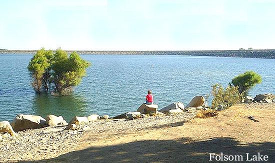 Folsom Lake, Folsom CA