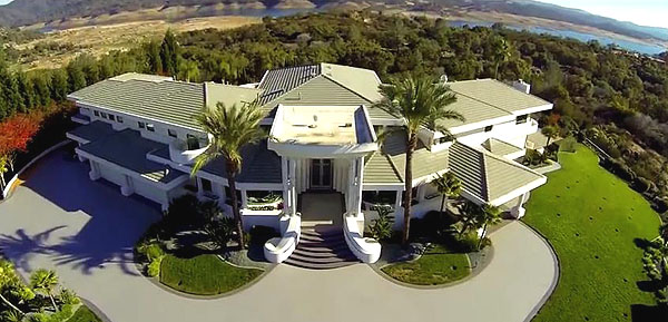 Eddie Murphy's old house in Granite Bay