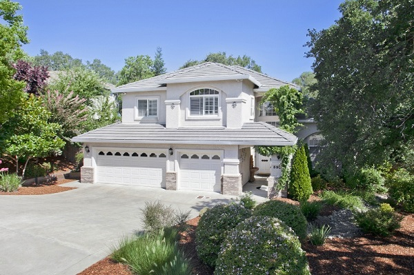 Ashley Woods Homes in Granite Bay