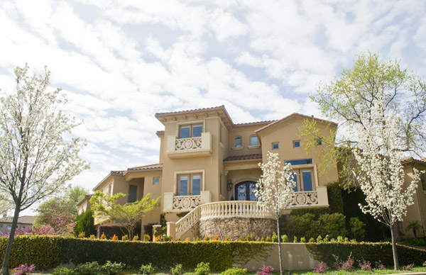 Homes in Granite Bay Hills