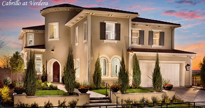 New Homes in Cabrillo at Verdera, Lincoln CA