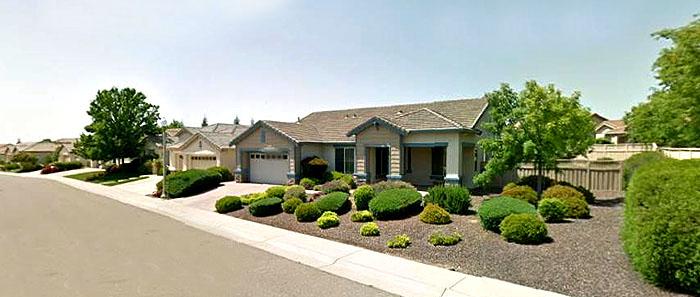 Sun City Lincoln Hills homes