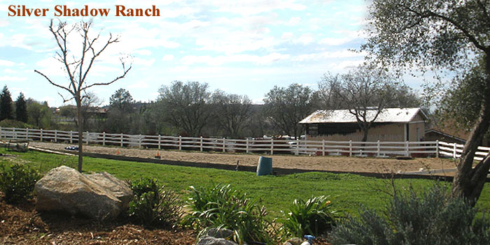 Silver Shadow Ranch in Loomis