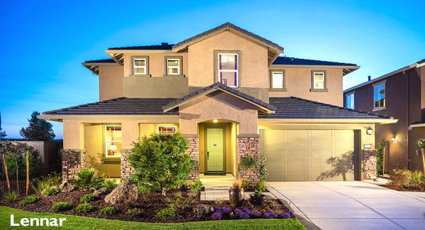 New Homes For Sale Fiddyment Roseville