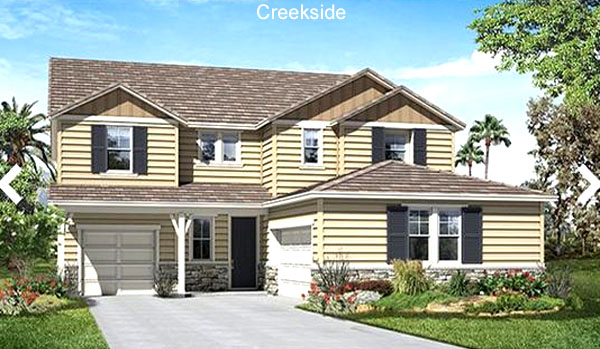 Homes for Sale in Creekside Whitney Ranch