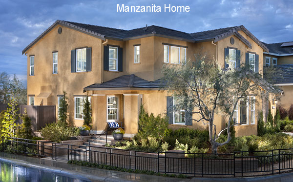 Homes for Sale in Manzanita Whitney Ranch