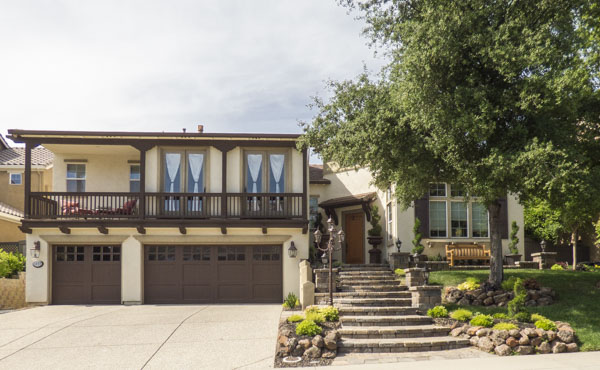 Stone Canyon Home in Roseville