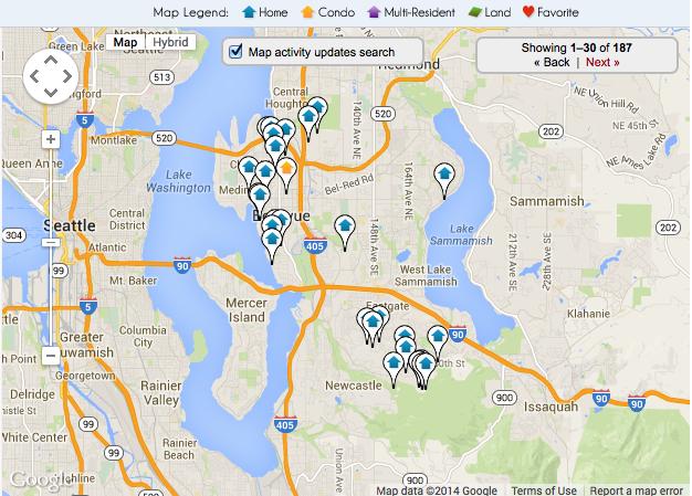 Real Estate in Bellevue WA
