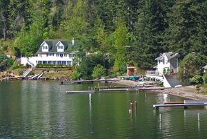 Bellingham Waterfront Homes