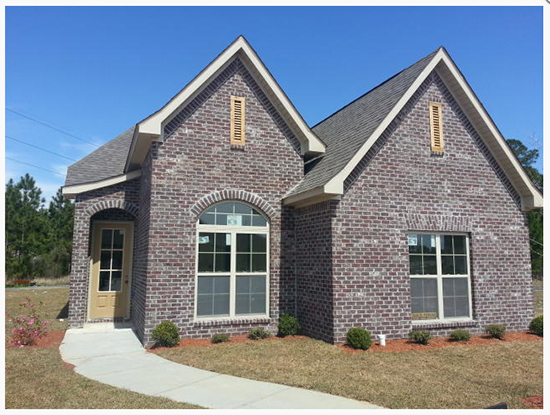 Ms gulf coast mason trendsetters power search for Mississippi custom home builders