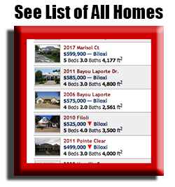 Audubon Lake List of Homes for Sale