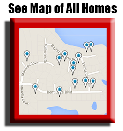 Audubon Lake Map of all homes for sale