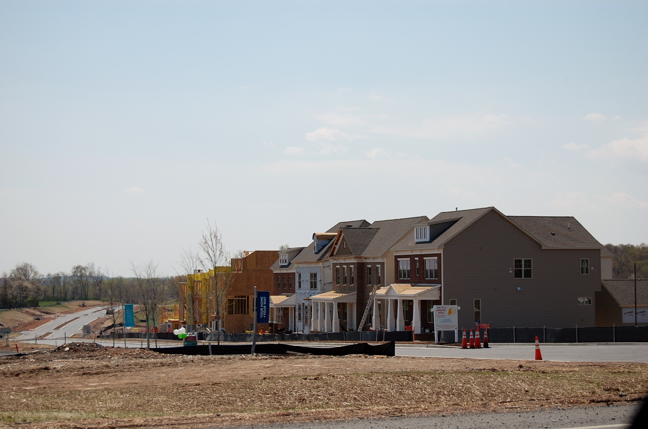 cabin branch boyds clarksburg new homes for sale next to