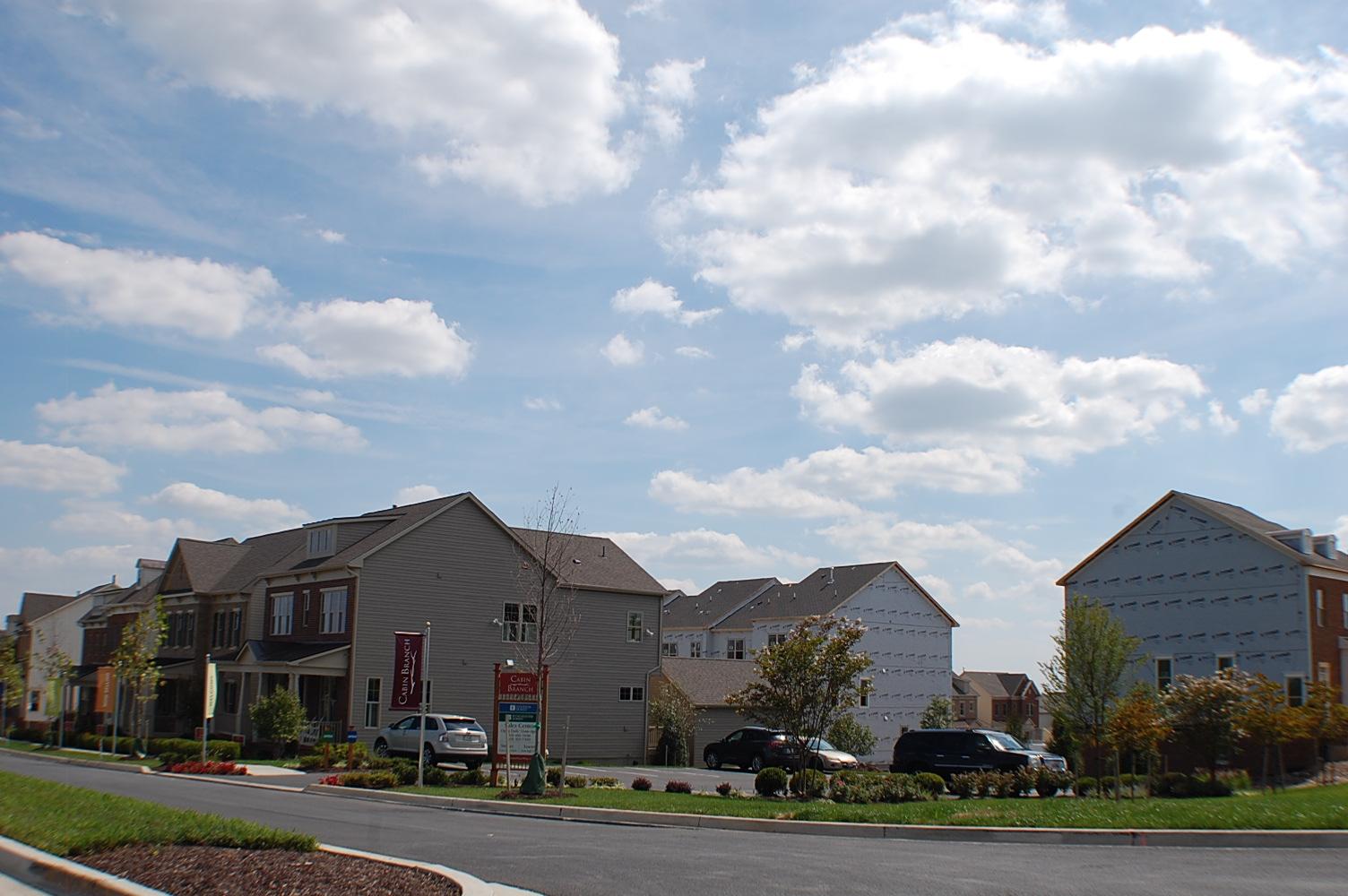 Cabin branch boyds clarksburg new homes for sale next to for Cabin branch clarksburg md