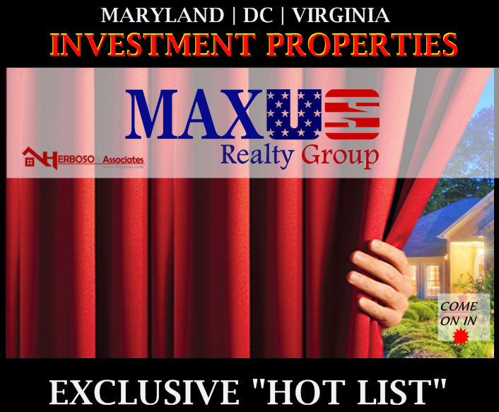 Maryland Investment properties