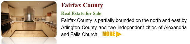 Fairfax County Homes