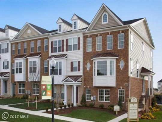 A Sample Of Really Nice BRAND NEW TOWNHOUSES For Sale For
