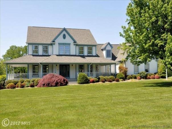 A sample of nice homes for sale available in germantown Pictures of really nice houses
