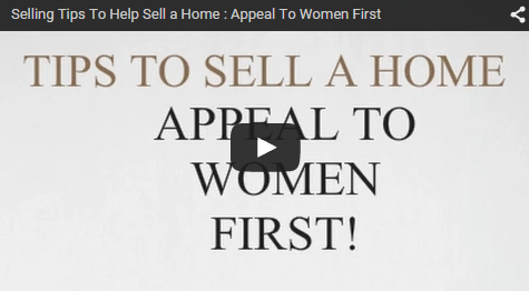selling homes to women