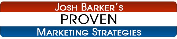 Josh Barker Real Estate Advisors - Proven Marketing Strategies