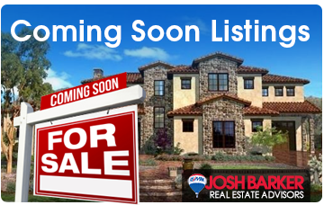 Coming Soon Listings for Shasta County