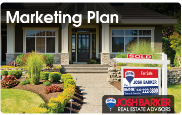 Josh Barker Real Estate Advisors - Marketing Plan