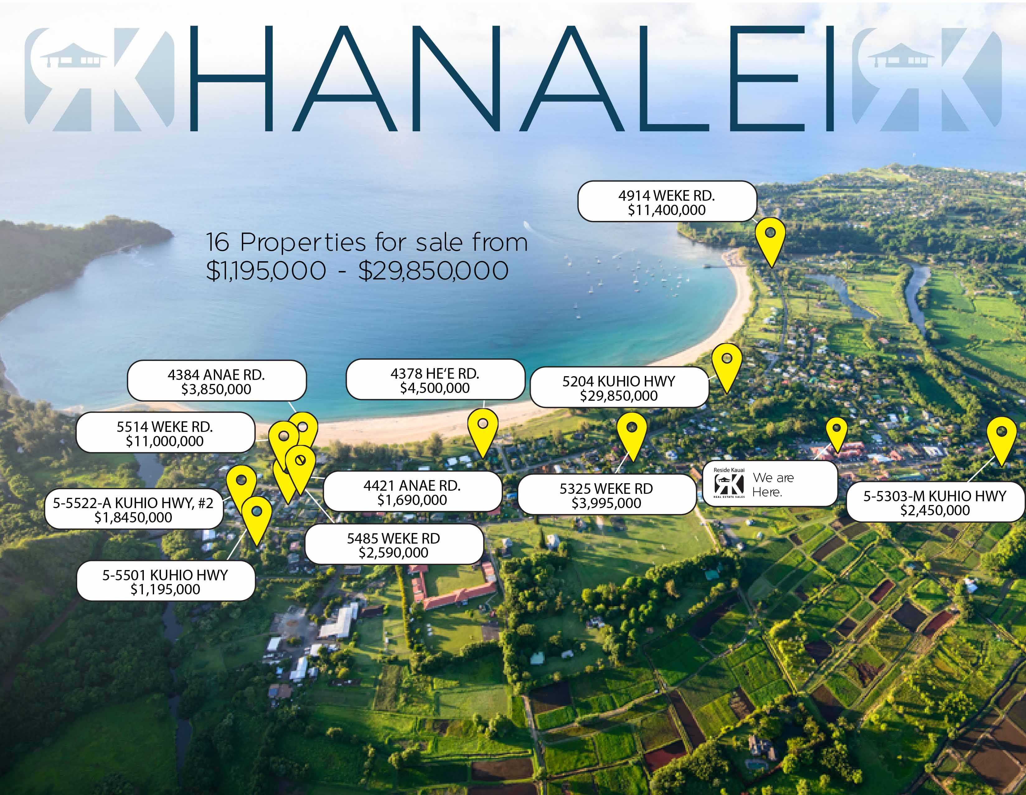 Hawaii City Property Search