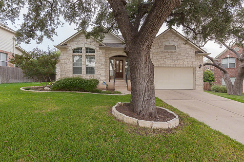 3931 Lord Byron Circle - FOR SALE (Round Rock)