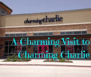 A Charming Visit to Charming Charlie