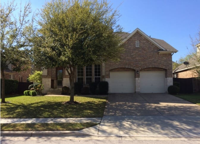 1381 Pine Forest Circle, Round Rock, TX 78665 - exterior
