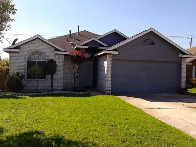 203 Willowbrook Drive, Hutto, TX 78634 - exterior