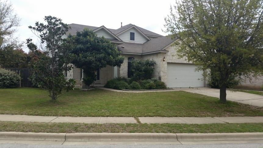 3869 Willie Mays Lane, Round Rock, Tx 78665 - exterior