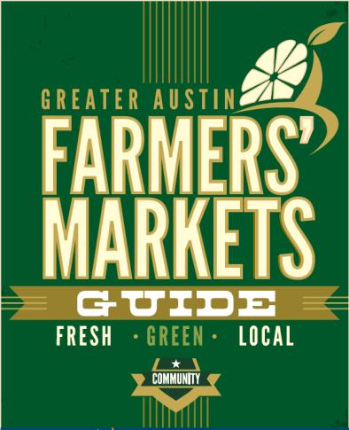 Greater Austin Farmers Markets Guide