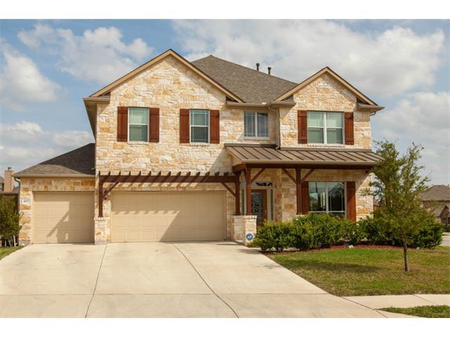 4377 Green Tree Drive, Round Rock, TX 78665