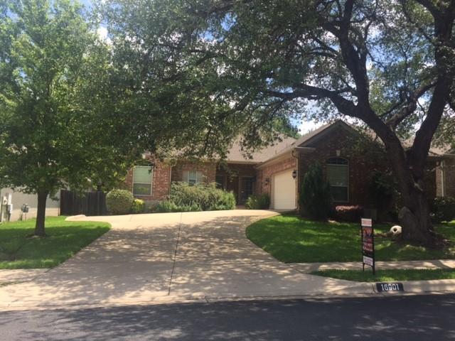 16901 Ennis Trail, Round Rock, TX 78681