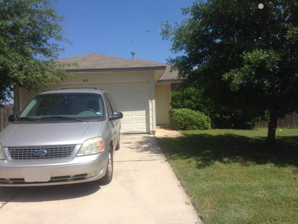 413 Ballentine Court, Hutto, TX 78634