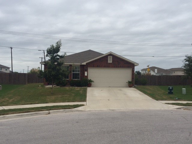 317 Flat Rock Drive, Hutto, TX 78634