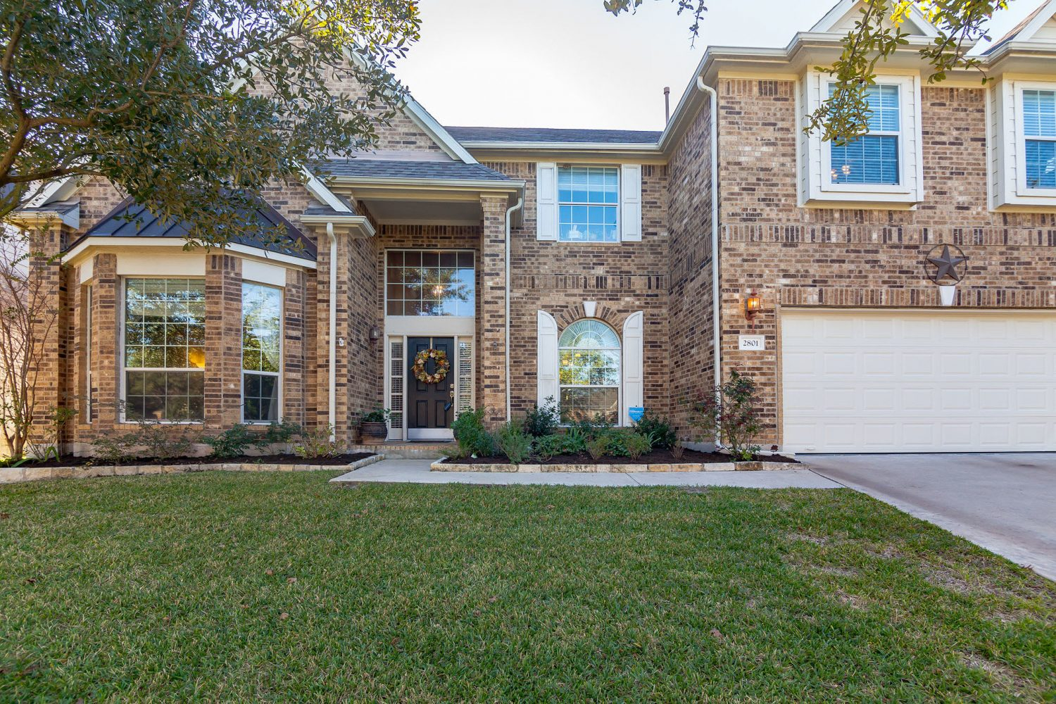 2801 West Piper Sonoma Court, Round Rock, TX, 78665-front view photo