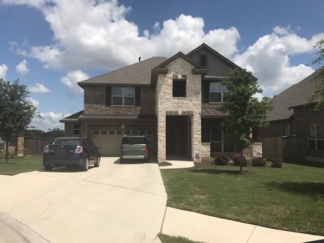 816 Silver Trail, Round Rock, TX 78664