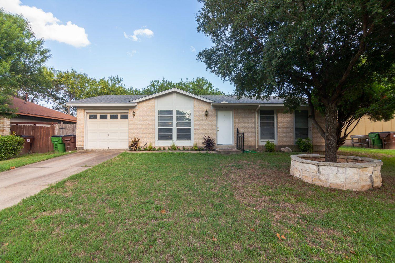 1621 Parkside Circle, Round Rock, TX 78664