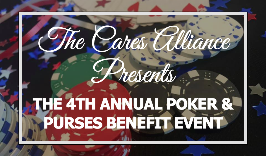 The Cares Alliance – Poker & Purses Benefit 2019