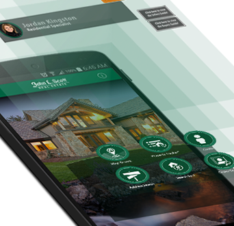 Oregon GPS Home Search App